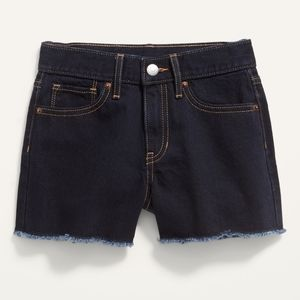 Old Navy Extra High Waisted Cut-off Jean Shorts